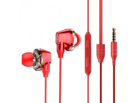 BASEUS WIRE EARPHONES ENOCK H10 RED