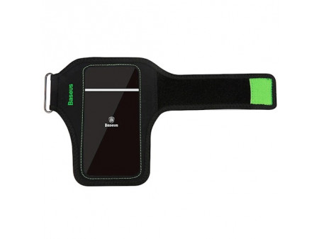 "BASEUS FLEXIBLE WRISTBAND ZA 5"" UREĐAJE BLACK-GREEN"