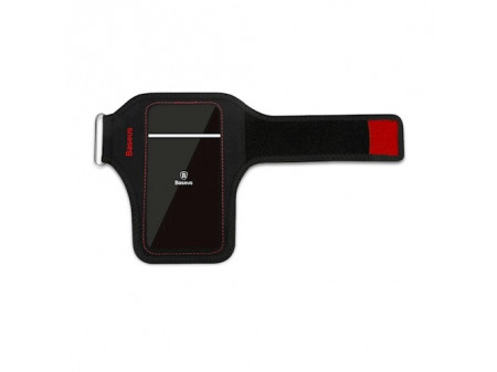 "BASEUS FLEXIBLE WRISTBAND ZA 5"" UREĐAJE BLACK-RED"