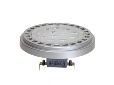 OPTONICA LED ŽARULJA AR111 G53 2700K 15W 30° TOPLA BIJELA