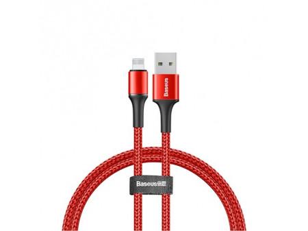 BASEUS KABEL HALO (8-PIN , 2M) RED 1,5A