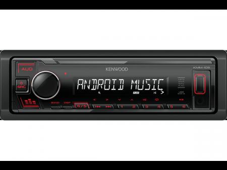 AUTO RADIO KENWOOD KMM-105 RY