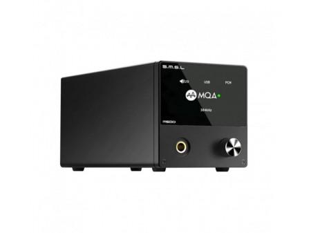 SMSL M500 BALANCED MQA AUDIO DAC HEADPHONE AMPLIFIER - POJAČALO BLACK