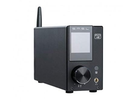 SMSL AD18 STEREO 2X80W BLUETOOTH 4.2 AMPLIFIER USB DAC REMOTE - POJAČALO