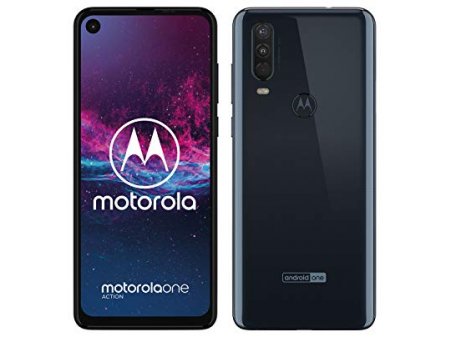 MOTOROLA MOTO ONE ACTION XT-2013-2 DUAL BLUE