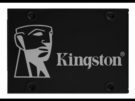 """KINGSTON TECHNOLOGY KC600 2.5"""" 256 GB SSD"""