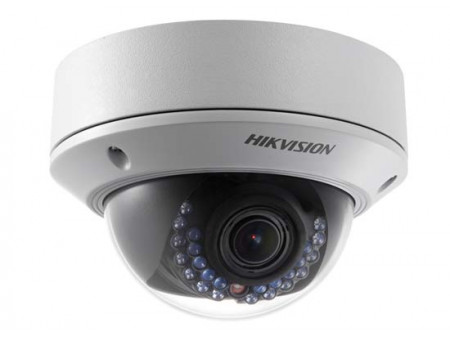 HIKVISION DS-2CD 2720F-I 2MP ONVIF DOME IP NADZORNA KAMERA LEĆA 2.8~12mm