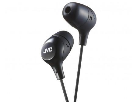 JVC IN-EAR SLUŠALICE HA-FX38M-B-E BLACK