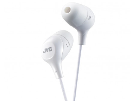 JVC IN-EAR SLUŠALICE HA-FX38-W-E WHITE