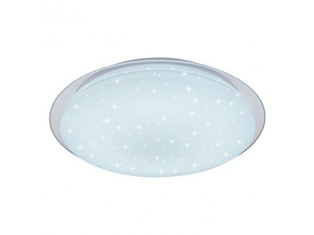 OPTONICA LED PLAFONJERA 40W EPISTAR 3000K-6400K MATT WHITE + DOTTY SPARKLE