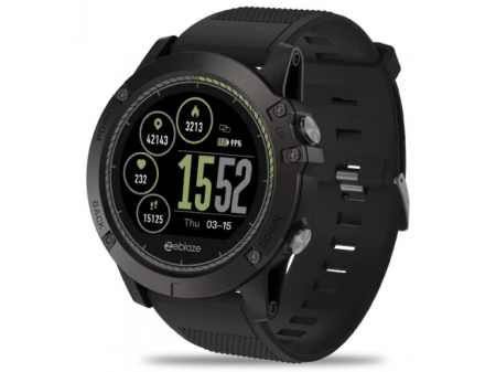 ZEBLAZE VIBE 3 HEART RATE BLACK