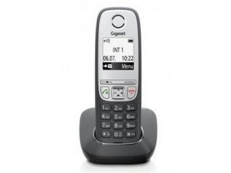 GIGASET TELEFON CORDLESS A415 BLACK