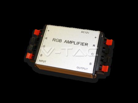V-TAC; Pojačalo za LED traku RGB5050; DC:12V, VT-3009 - AKCIJA