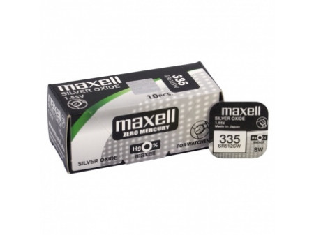 MAXELL DUGMASTA BATERIJA 335 SR512SW