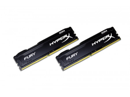 KINGSTON HYPER X FURY KIT DDR4 2x4GB/2400 - AKCIJA