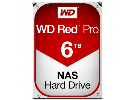 HDD WD RED WD60EFRX 6TB SATA III 64MB