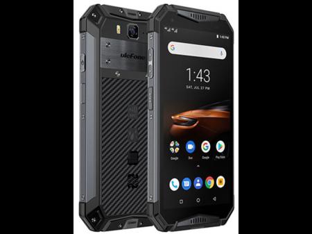 ULEFONE ARMOR 3W 6GB 64GB DUAL BLACK
