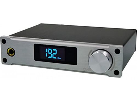 ALIENTEK D8 DIGITALNO POJAČALO FDA STA326 USB XMOS2X 80W/4Ohm SILVER