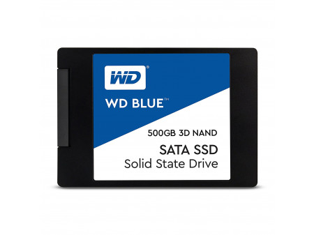 """WD SSD BLUE 500 GB SATA3 2,5"""" WDS500G2B0A"""