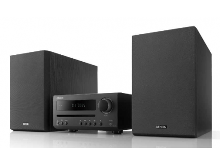 DENON D-T1  MINI LINIJA BLACK