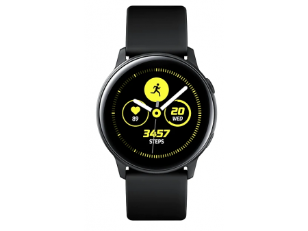 SAMSUNG GALAXY R500 WATCH ACTIVE BLACK (KORIŠTEN, ODLIČNO STANJE)