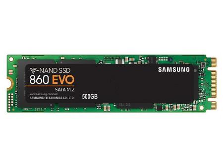 SSD SAMSUNG 860EVO 500 GB M.2 MZ-N6E500BW