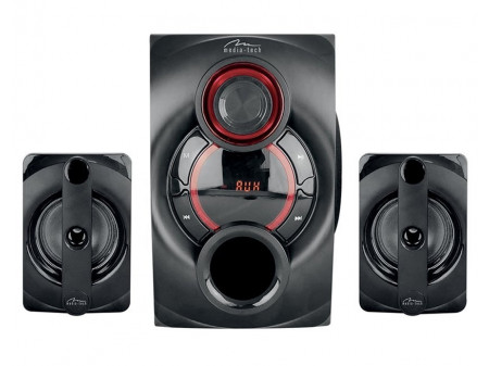 MEDIA-TECH SPEAKERS VOLTRON 2.1 BT MT3330