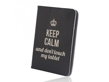 UNIVERZALNA TORBICA KEEP CALM ZA TABLET 9-10""