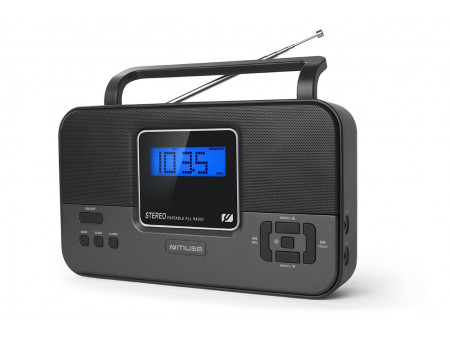 MUSE PRIJENOSNI RADIO M-087 R