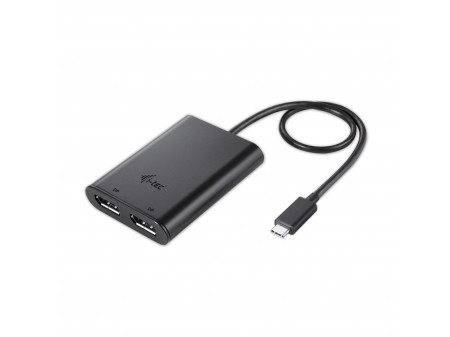 I-TEC VIDEO ADAPTER USB-C 3.1 DUAL 4K DP