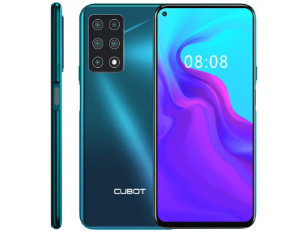 CUBOT X30 8GB 256GB DUAL GRADIENT GREEN
