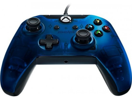 MICROSOFT XBOX ONE PDP WIRED CONTROLLER BLUE