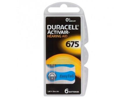 DURACELL ACTIVAIR 675 (PR44)