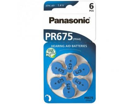 PANASONIC 675/PR675 (PR44) 6 kom