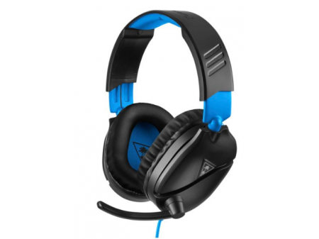 TURTLE BEACH RECON 70P GAMING HEADSET BLACK/BLUE