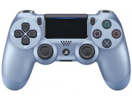 SONY PS4 GAMEPAD KONTROLER DUALSHOCK V2 WIFI TITANIUM BLUE