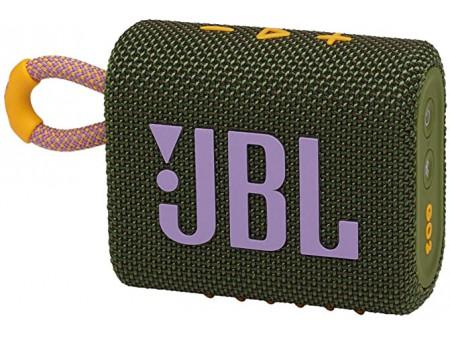 JBL GO 3 PRIJENOSNI ZVUČNIK GREEN