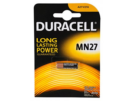 DURACELL Alkalna baterija 27A/MN27