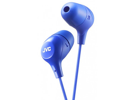 JVC IN-EAR SLUŠALICE HA-FX38-A-E BLUE