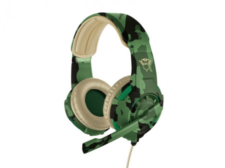TRUST GAMING SLUŠALICE GXT310D RADIUS JUNGLE CAMO