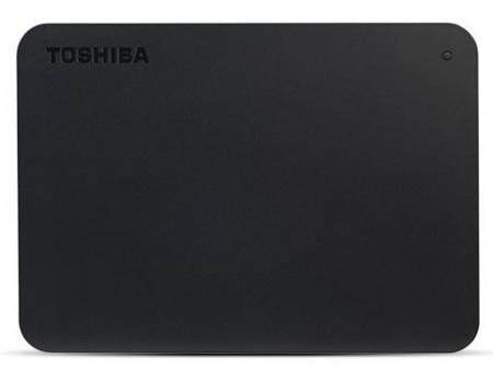 TOSHIBA CANVIO BASICS EXTERNAL HARD DRIVE 4TB PRIJENOSNI HDD BLACK