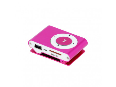 SETTY MP3 PLAYER + SLUŠALICE PINK