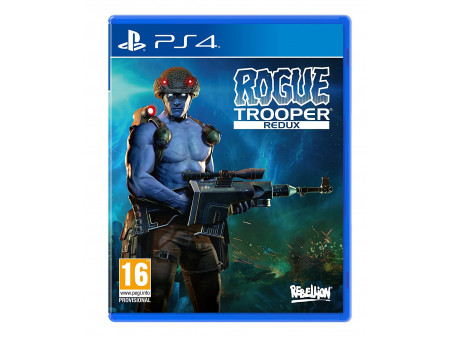 PS4 IGRA ROGUE TROOPER REDUX - AKCIJA