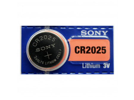 SONY LITIUM BATERIJA CR2025