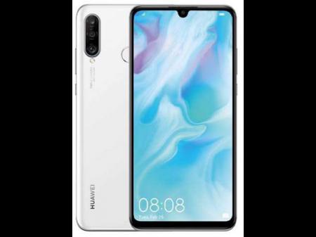 HUAWEI P30 LITE 128GB 4GB DUAL WHITE