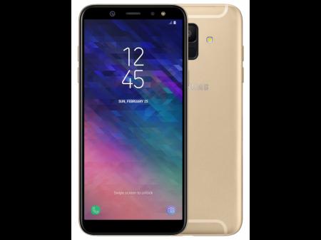 SAMSUNG GALAXY A6 PLUS (2018) A605 32GB GOLD