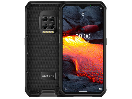 ULEFONE ARMOR 9E 128GB 8GB DUAL BLACK