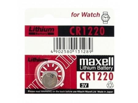 MAXELL LITIUM BATERIJA CR1220