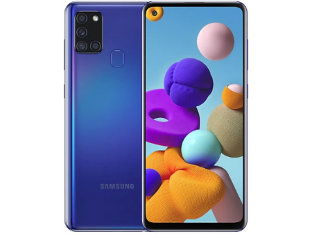 SAMSUNG GALAXY A21S 3GB 32GB DUAL BLUE