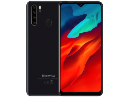 BLACKVIEW A80 PLUS 4GB 64GB DUAL BLACK